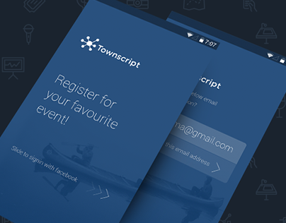 Townscript App