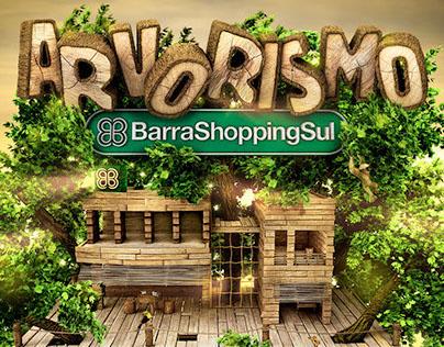 Arvorismo BarraShoppingSul