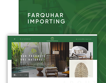 Farquhar Trading   Website