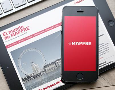 El Mundo de MAPFRE - MAPFRE