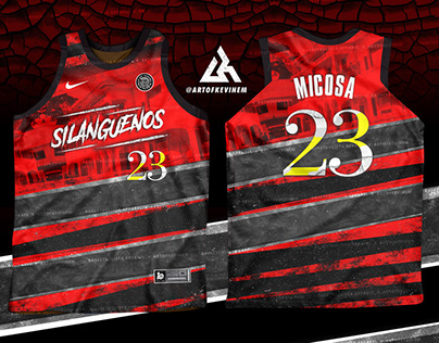 Basketball Jersey Uniform