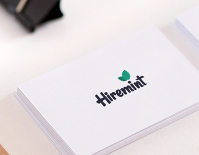 Hiremint Branding