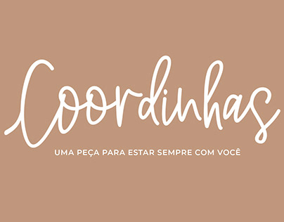 COORDINHAS