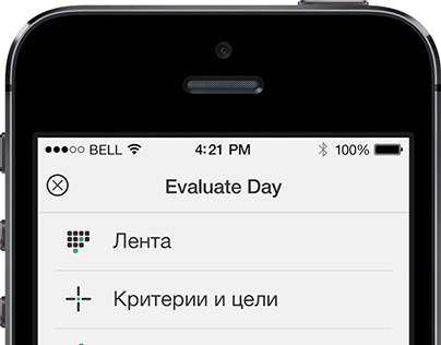Evaluate Day