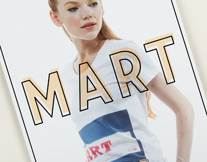 MART — Brand, Logo, Web, Photography