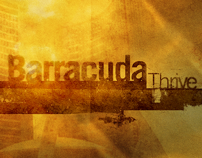 Barracuda Thrive EP