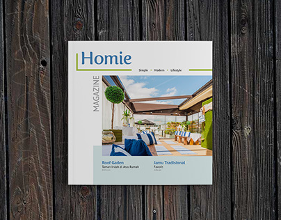 Homie Magazine   Layout Project