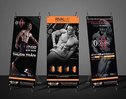 MuscleUP Brand