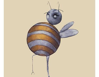 Bumble Bee Tarot