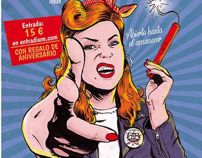 TNT Aniversary poster