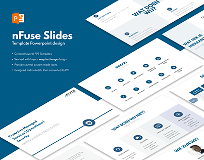 nFuse: Powerpoint Design