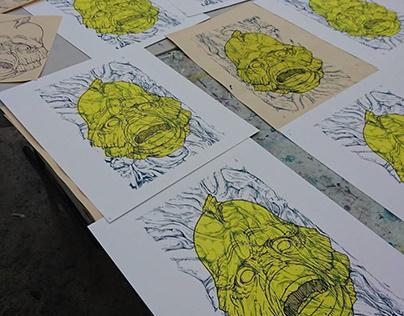 Creature Prints