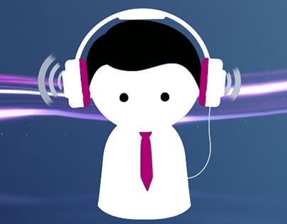 DAX: Digital Audio Exchange animation