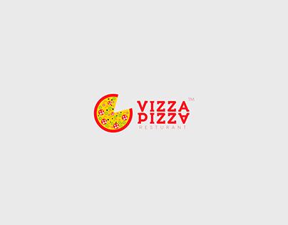 VIZZA PIZZA BRAND DESIGN