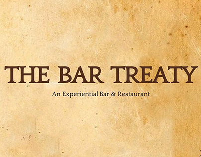 The Bar Treaty   Passion Project