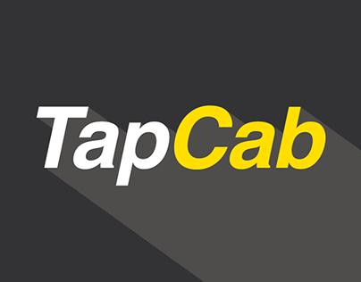 Tap Cab App Design