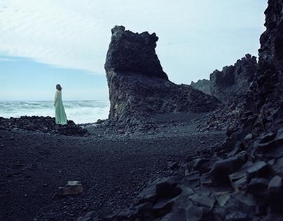 "Icelandic series p.4 ""Dockalfar"""