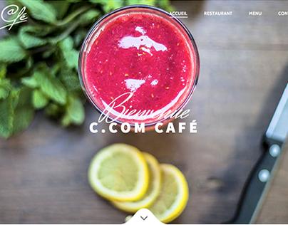 C.COM CAFE WEBDESIGN