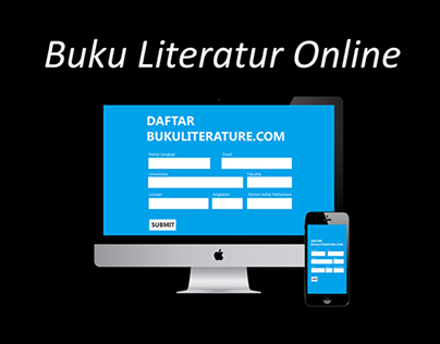 Intergrated Campaign - Buku Literatur Online