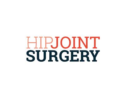 Hip Joint Surgery Branding