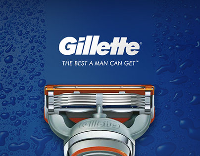 Gillette Subscription mobile app