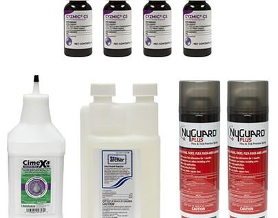 Indoor and Outdoor Solutions for Flea Control
