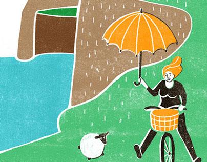 Dalla padella alla bici