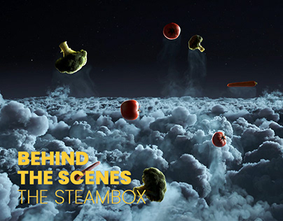 BEHIND THE SCENES - The Steambox