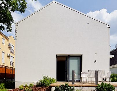 House restoration in Zugló