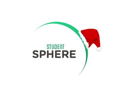 We wish you a merry christmas/hannukkah #StudentSphere