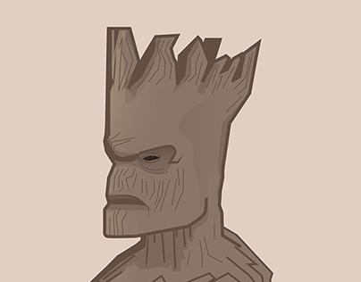 Groot.