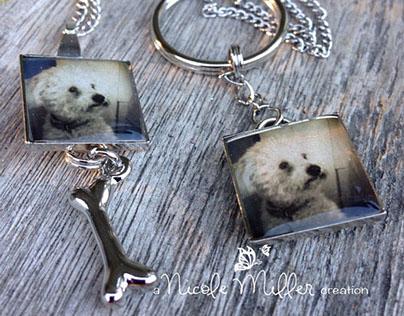 Customized Keepsake Necklaces