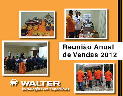 Reunião Anual de Vendas 2012