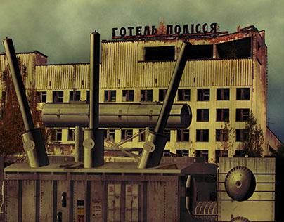 Chernobyl Transformer (3D Model)