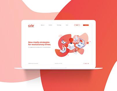GDM Group - Web (Desktop & Mobile)