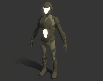 Player Character - work in progress