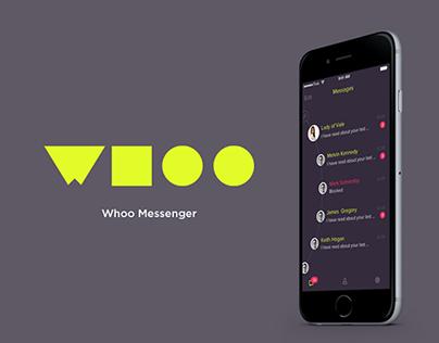 Whoo Messenger