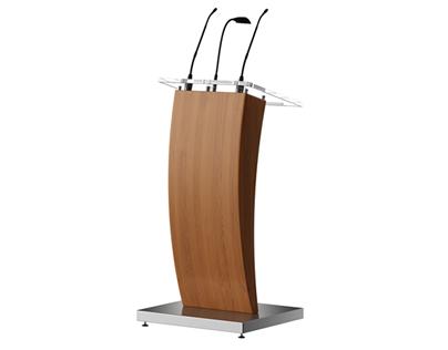 Design lectern Plectorr