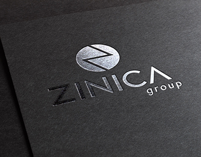 Zinica Group - Brand and Logo Design