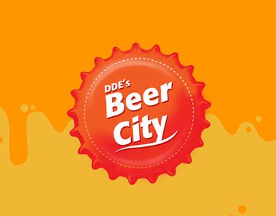 Game Design Assets - Beer City
