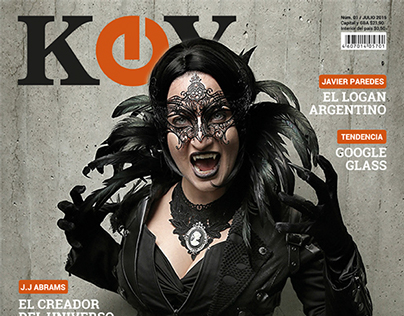 Editorial - Revista Key