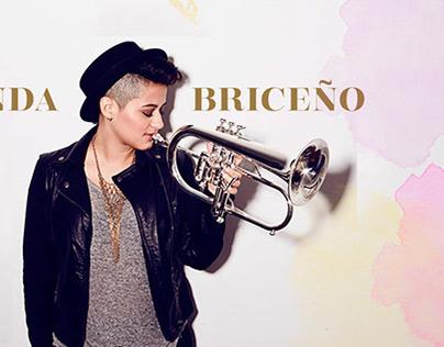 Linda Briceño, Micro Site