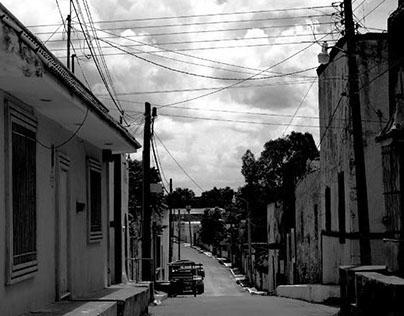 Silencio en blanco y negro.