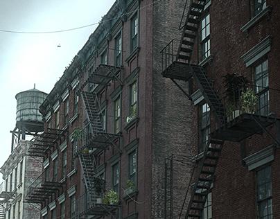 New York - Lower East Side