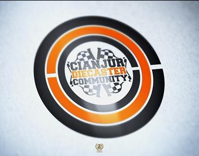 Cianjur Diecaster Community Logo