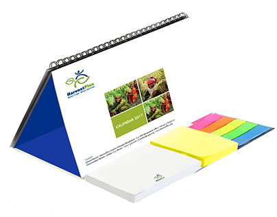 HarvestPlus_Desk Calendar_2017