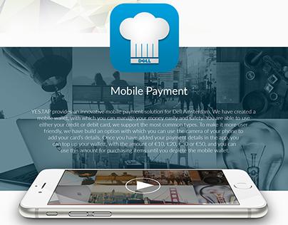 Dell Restaurant - Mobile App