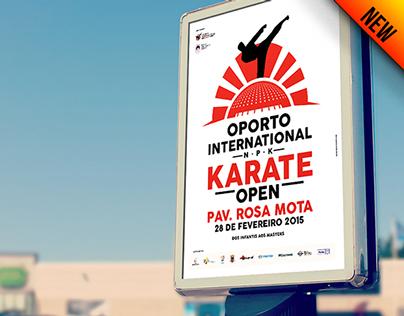 Oporto International NPK Karate Open (Pav. Rosa Mota)