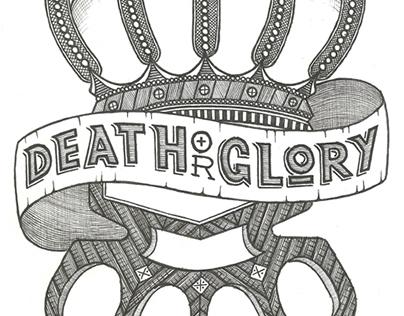 Death Or Glory illustration