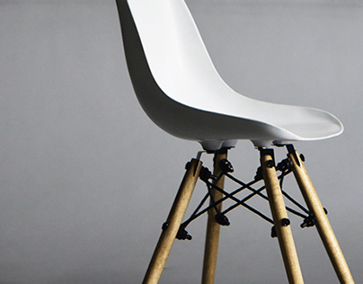 Eames Chair Model